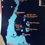 タイ旅行🇹🇭 バンコクからタオ島までバスと船で行ってみた