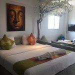サムイ島 チャウエン・ビーチのサムイ ビーチ レジデンス ホテルの感想