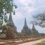 タイ旅行🇹🇭 〜アユタヤ④ ワット・プラ・シー・サンペット