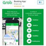 バンコクでGrab Taxiを使ってみた