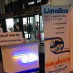 ドンムアン空港からカオサンまで直通バス「リモバス」に乗ってみた